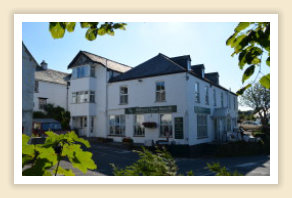 Bottreaux House bed and breakfast at Boscastle