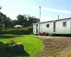 Burracott Farm luxury caravans