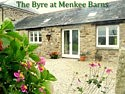 The Byre at Menkee Barns - Rural Retreat ideal for exploring both the coast and North Cornwalls inner beauty.