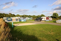 Pentire Haven Holiday Park Kilkhampton Bude. Camping and touring at Bude in Cornwall