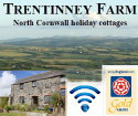 North Cornwall Holiday Cottages at Trentinney - Port Isaac